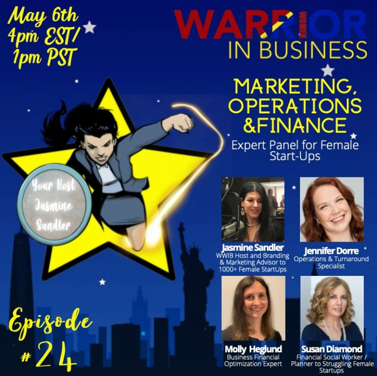 Warrior Women in Business